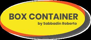 Box Container Sabbadin Roberto - Padova