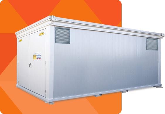 Container per stoccaggio materiali infiammabili e inquinanti